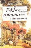 Copertina dell'audiolibro Febbre romana e altri racconti