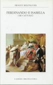 Copertina dell'audiolibro Ferdinando e Isabella i re cattolici