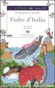 Copertina dell'audiolibro Fiabe d'Italia