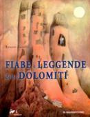 Copertina dell'audiolibro Fiabe e leggende delle Dolomiti di ZANOLLI, Renato
