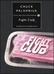 Copertina dell'audiolibro Fight Club di PALAHNIUK, Chuck