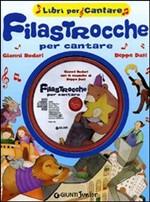 Copertina dell'audiolibro Filastrocche per cantare