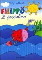 Copertina dell'audiolibro Filippo il pesciolino di COSTA, Nicoletta