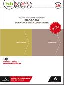 Copertina dell'audiolibro Filosofia la ricerca della conoscenza 1A di CHIARADONNA, Riccardo - PECERE, Paolo