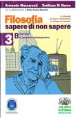 Copertina dell'audiolibro Filosofia, sapere di non sapere 3B di MASARETTI, Armando - DI MARCO, Emiliano