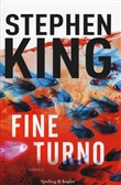 Copertina dell'audiolibro Fine turno di KING, Stephen