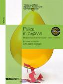 Copertina dell'audiolibro Fisica in cl@sse di LUCCHESI, T. - PASSANNANTI, S. - SBRIZIOLO, C.
