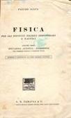 Copertina dell'audiolibro Fisica vol.1 di SILVA, Pietro