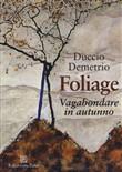 Copertina dell'audiolibro Foliage
