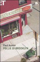 Copertina dell'audiolibro Follie di Brooklyn di AUSTER, Paul
