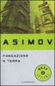 Copertina dell'audiolibro Fondazione e terra di ASIMOV, Isaac