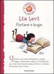 Copertina dell'audiolibro Fontane e Bugie di LEVI, Lia