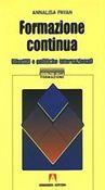Copertina dell'audiolibro Formazione continua di PAVAN, Annalisa