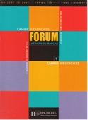 Copertina dell'audiolibro Forum 1 – Cahier d'exercices di MURILLO, J. - CAMPÀ, A. - TOST, M.