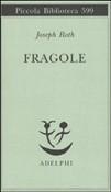 Copertina dell'audiolibro Fragole di ROTH, Joseph