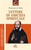 Copertina dell'audiolibro Francesco di Sales: lettere di amicizia spirituale