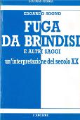 Copertina dell'audiolibro Fuga da Brindisi e altri saggi