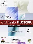 Copertina dell'audiolibro Galassia filosofia 3 – Le vie del pensiero