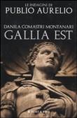 Copertina dell'audiolibro Gallia est