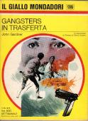 Copertina dell'audiolibro Gangsters in trasferta di GARDNER, John