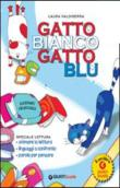 Copertina dell'audiolibro Gatto bianco gatto blu. Classe 4/5: Riflessioni sulla lingua di VALDISERRA, Laura - VENTRIGLIA, Luciana