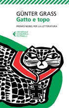 Copertina dell'audiolibro Gatto e topo di GRASS, Günter