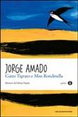 Copertina dell'audiolibro Gatto tigrato e Miss Rondinella di AMADO, Jorge