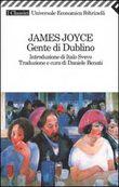 Copertina dell'audiolibro Gente di Dublino di JOYCE, James