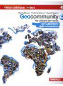 Copertina dell'audiolibro Geocommunity 3 – Laboratorio di DINUCCI, M. - DINUCCI, F. - PELLEGRINI, C.