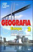 Copertina dell'audiolibro Geografia 2 di BERNARDI,R. - SALGARO,S. - PAPPALARDO,M.L.