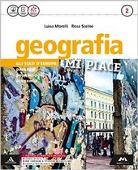 Copertina dell'audiolibro Geografia mi piace 2 di MORELLI, LUISA - SCELNE, Rosa