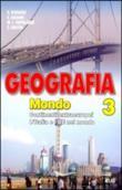 Copertina dell'audiolibro Geografia Mondo 3