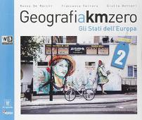 Copertina dell'audiolibro GeografiaKmzero 2 di DE MARCHI, R. - FERRARA, F. - DOTTORI, G.