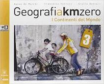 Copertina dell'audiolibro GeografiaKmzero 3 di DE MARCHI, R. - FERRARA, F. - DOTTORI, G.