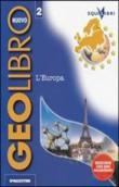 Copertina dell'audiolibro Geolibro 2 – L'Europa di FORTE, Gioacchino - UBERTAZZI TANARA, Milli