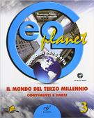 Copertina dell'audiolibro Geoplanet 3 – Continenti e paesi di MAGNI, Francesco - LONDRILLO, Antonio