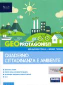 Copertina dell'audiolibro GEOprotagonisti 3 – quaderno cittadinanza e ambiente di MANTOVANI, Sergio - TERRANOVA, Bruno