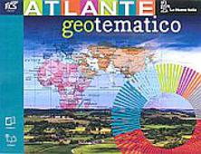 Copertina dell'audiolibro Geotematico di ATLANTE