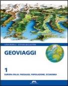 Copertina dell'audiolibro Geoviaggi vol. 1