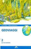 Copertina dell'audiolibro Geoviaggi vol. 2 di MORELLI, L. - BECCASTRINI, S.