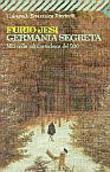 Copertina dell'audiolibro Germania segreta Miti della cultura tedesca del '900