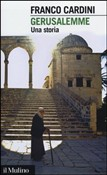 Copertina dell'audiolibro Gerusalemme. Una storia di CARDINI, Franco