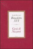 Copertina dell'audiolibro Gesù di Nazaret di BENEDETTO XVI (Joseph Ratzinger)