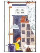 Copertina dell'audiolibro Giallo d'estate di GIANNINI, Maurizio