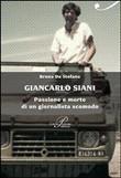 Copertina dell'audiolibro Giancarlo Siani