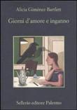 Copertina dell'audiolibro Giorni d'amore e inganno di GIMENEZ BARTLETT, Alicia
