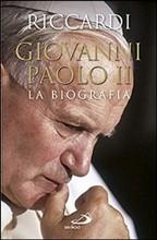 Copertina dell'audiolibro Giovanni Paolo II. La biografia. di RICCARDI, Andrea