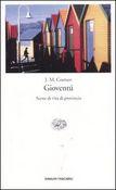 Copertina dell'audiolibro Gioventù di COETZEE, J.M.