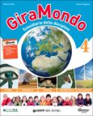 Copertina dell'audiolibro GiraMondo 4 – Storia geografia scienze