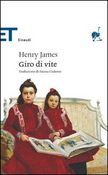 Copertina dell'audiolibro Giro di vite di JAMES, Henry